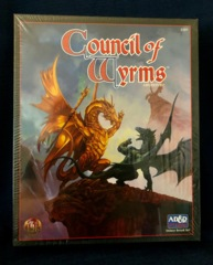 AD&D 2E Council of Wyrms Adventure Deluxe Box Set #1107