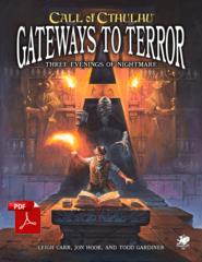 Call of Cthulhu - Gateways to Terror