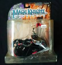 Mage Knight Knights Immortal Charger