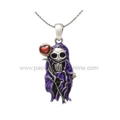 Saint Skelly Necklace Misty Benson J263