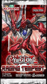 Yu-Gi-Oh! - Raging Tempest Booster Pack