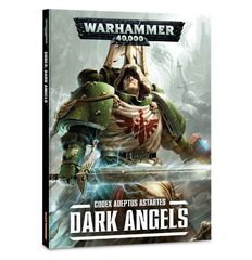 40k Codex: Dark Angels Softcover (old)
