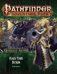 Pathfinder Adventure Path #113 - Strange Aeons - Black Stars Beckon