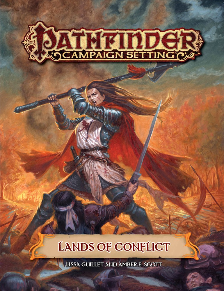 Pathfinder Campaign Setting - Lands of Conflict
