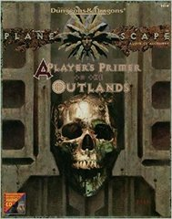 Planescape - A Player's Primer to the Outlanders - AD&D 2E