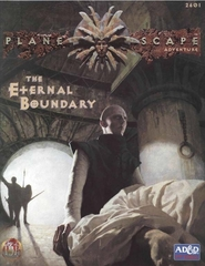 Planescape - The Eternal Boundary - AD&D 2E