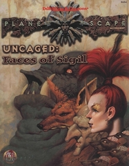 Planescape - Uncaged: Faces of Sigil - AD&D 2E