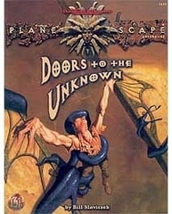 Planescape - Doors to the Unknown - AD&D 2E