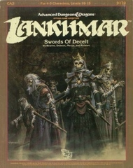 AD&D: CA2 Lankhmar: Swords of Deceit 9170