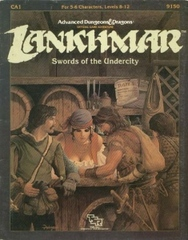 A&D Lankhmar: Swords of the Undercity 9150 CA1