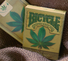 Bicycle Hemp Playing Cards
