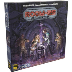 Room 25 - Escape Room Expansion