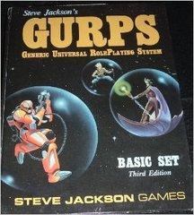 GURPS Basic Set 3E SC