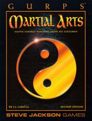 GURPS Martial Arts 2E
