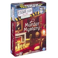 Escape Room The Game- Murder Mystery