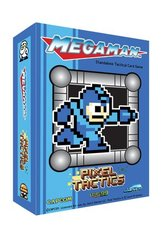Mega Man Pixel Tactics - Blue
