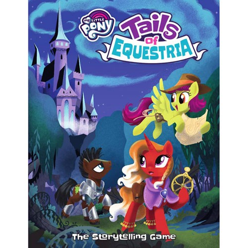 My Little Pony RPG - Tails Of Equestria