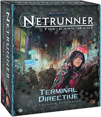 Android - Netrunner - Terminal Directive
