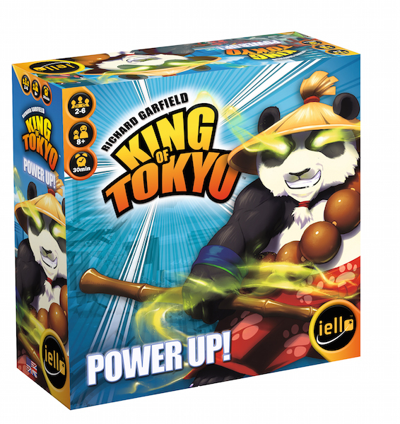 King Of Tokyo Power Up! Expansion (2017)