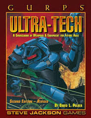 GURPS 2E Revised Ultra-Tech