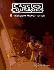 Castles & Crusades: Brindisium Adventures 8345