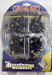 Crimson Skies Broadway Bombers Squadron Pack WizKids