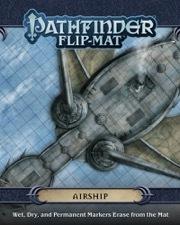Pathfinder Flip-Mat - Airship