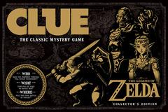 Clue - The Legend Of Zelda