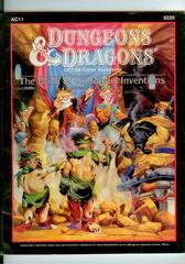 D&D AC11 - The Book of Wondrous Inventions 9220
