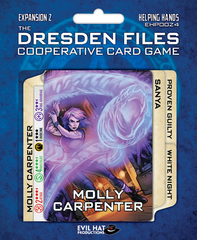 Dresden Files - Cooperative Card Game - Expansion 2 - Helpling Hands