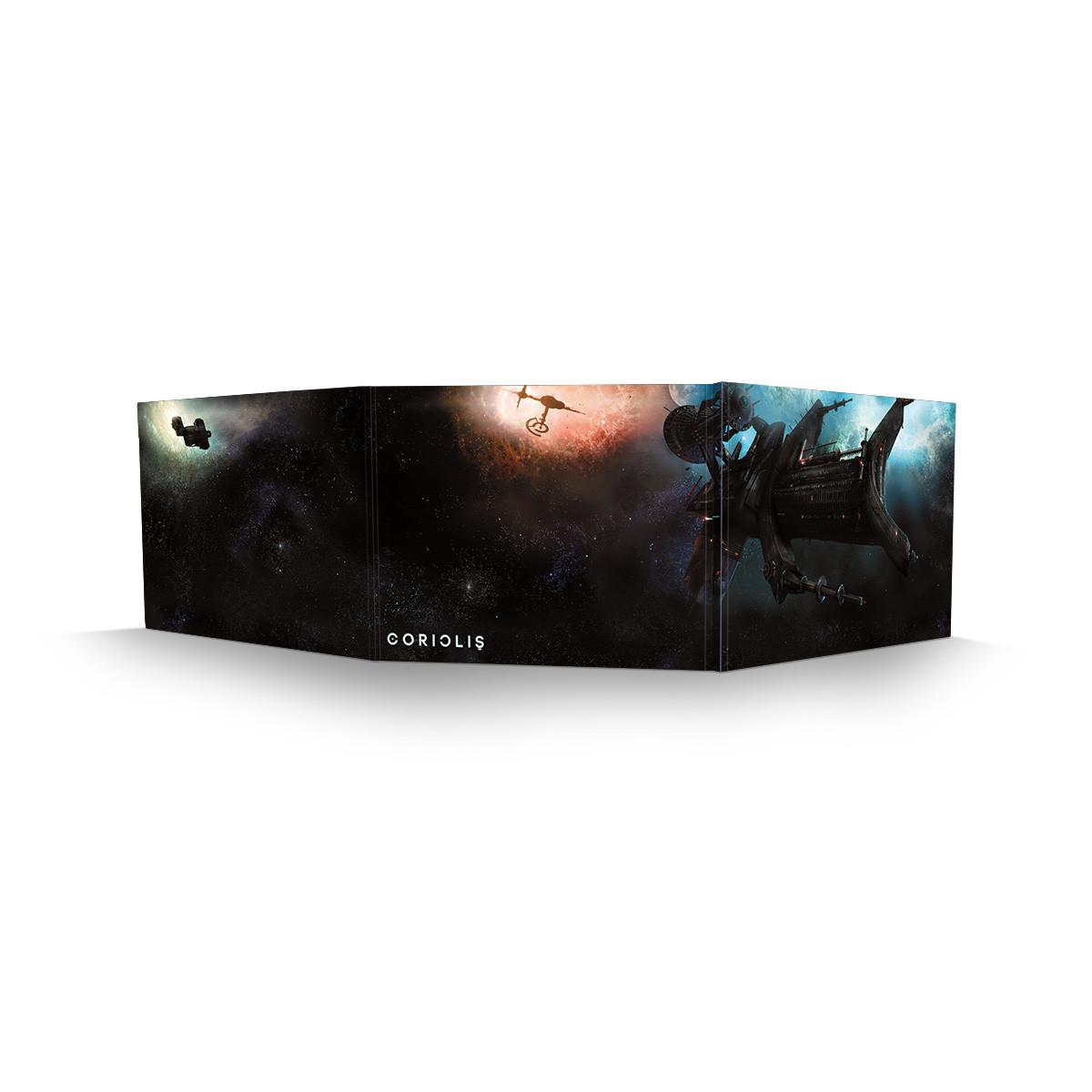 Coriolis - Gamemaster Screen