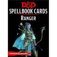 D&D 5E (GF9) - Spellbook Cards - Ranger