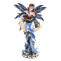 10000 - Moon Fairy With Owl