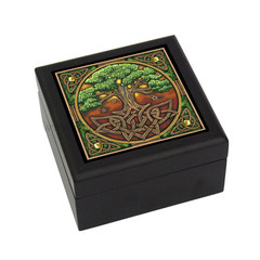 9810 - Tree Of Life Tile Box