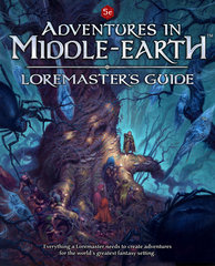 5e Adventures in Middle-Earth: Loremasters Guide