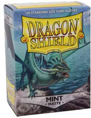 Dragon Shield Box 100 Matte Mint