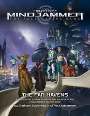 Mindjammer - The Far Havens