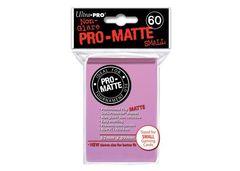 60ct Pro-Matte Pink Small Deck Protectors