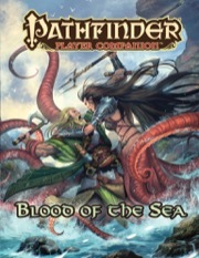 Pathfinder Player Companion - Blood of the Sea