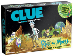 Clue - Rick & Morty