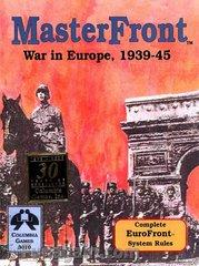 MasterFront, War in Europe, 1939-45
