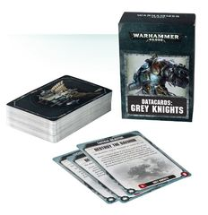 Datacards - Grey Knights