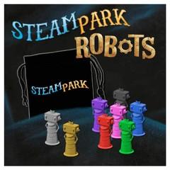 Steam Park: Robots Expansion
