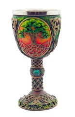 2520 Tree Of Life Goblet