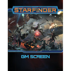 Starfinder: GM's Screen