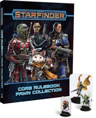 Starfinder: Core Rulebook Pawn Collection