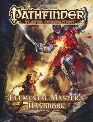 Pathfinder Player Companion: Elemental Master's Handbook