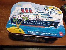 Dominoes Caribbean Cruise Game
