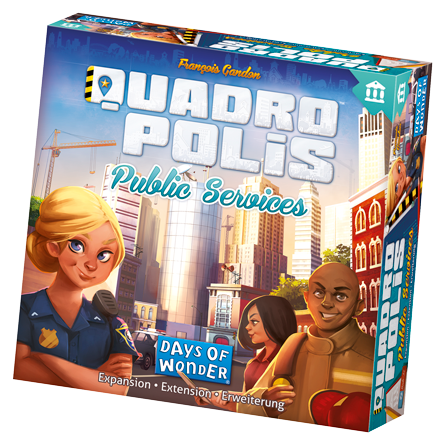 Quadropolis - Public Services Expansion