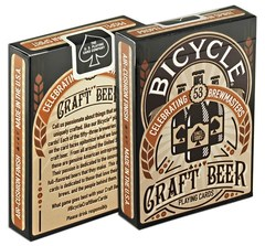 Bicycle Playing Cards - Craft Beer